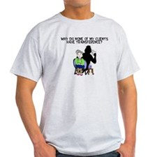 none of them have transference T-Shirt