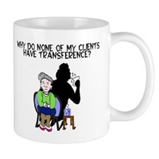 none of them have transference Mug
