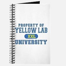Yellow Lab U. Journal