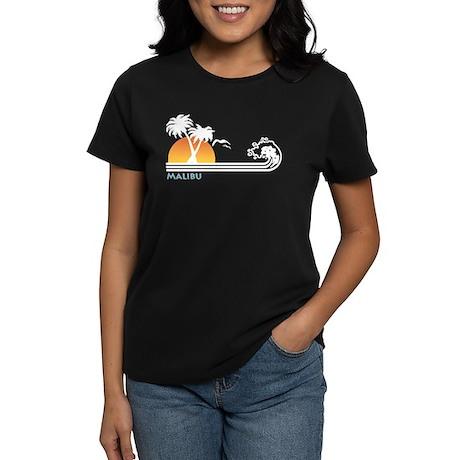 Malibu Women's Dark T-Shirt
