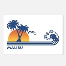 Malibu Postcards (Package of 8)