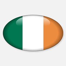 Ireland Oval Decal
