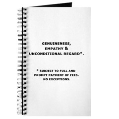 the core conditions Journal