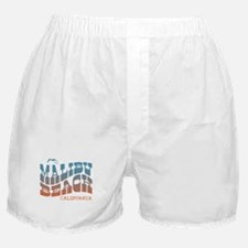 Malibu Beach California Boxer Shorts