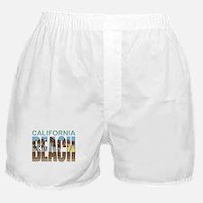 California Beach Boxer Shorts