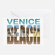 Venice Beach Greeting Cards (Pk of 10)
