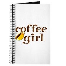 Coffee Girl Journal