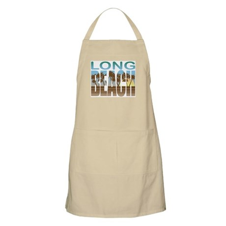 Long Beach BBQ Apron