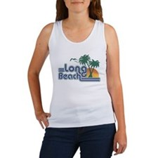 Long Beach Women's Tank Top