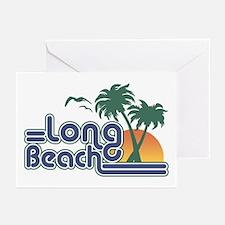 Long Beach Greeting Cards (Pk of 10)