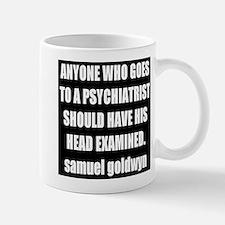 goldwyn quote Mug