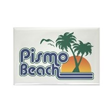 Pismo Beach Rectangle Magnet