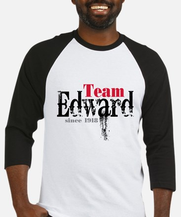 Team Edward Since 1918 Baseball Jersey