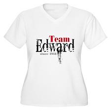 Team Edward Since 1918 T-Shirt