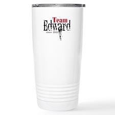 Team Edward Since 1918 Travel Mug