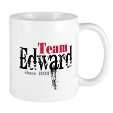 Team Edward Since 1918 Mug