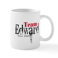 Team Edward Since 1918 Small Mugs