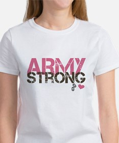 Army Strong Women's T-Shirt
