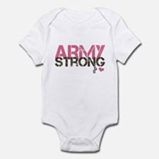 Army Strong Infant Bodysuit
