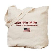 No Compromise Tote Bag
