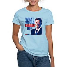 What Would Reagan Do? Design T-Shirt