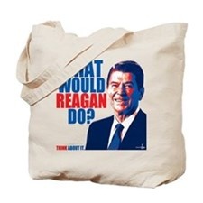 What Would Reagan Do? Design Tote Bag