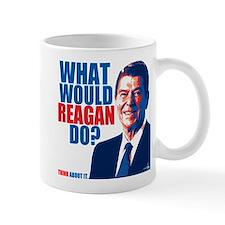 What Would Reagan Do? Design Small Mug