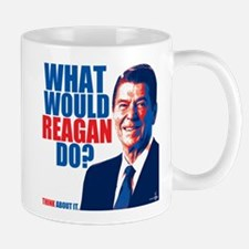 What Would Reagan Do? Design Small Small Mug