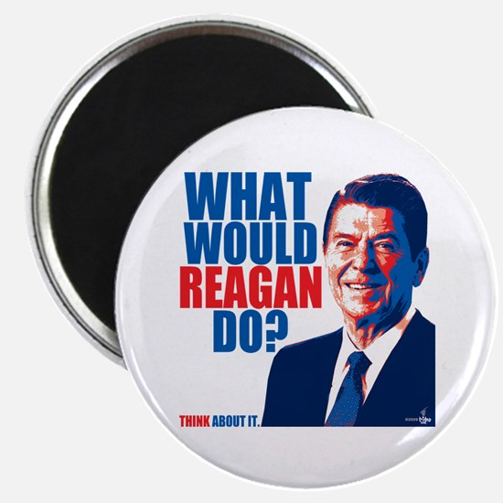What Would Reagan Do? Design Magnet