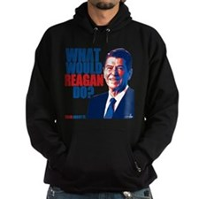 What Would Reagan Do? Design Hoodie