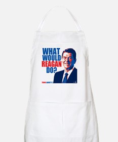 What Would Reagan Do? Design BBQ Apron