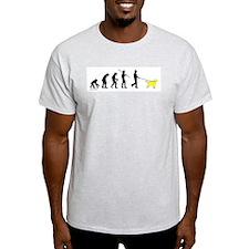 Yellow Lab Evolution T-Shirt