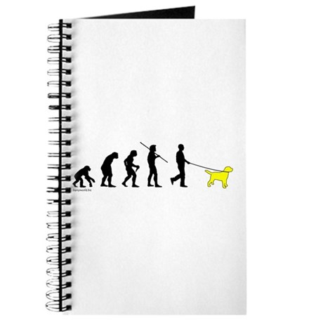 Yellow Lab Evolution Journal