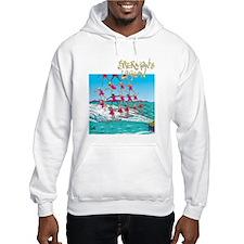 Waterskiing Hooded Sweatshirt
