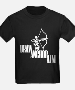Draw. Anchor. Aim. T