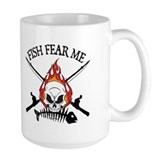 Skull mug Large Mugs (15 oz)