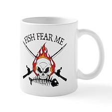 Fish Fear Me Mug