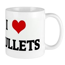 I Love MULLETS Mug