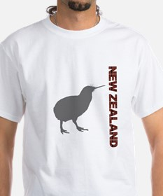 New Zealand Red Shirt