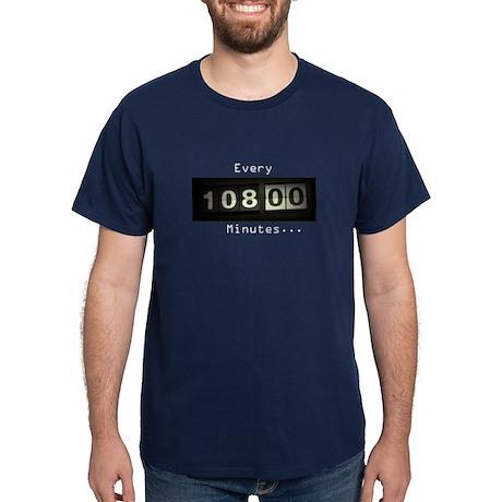 Every 108 Minutes Dark T-Shirt