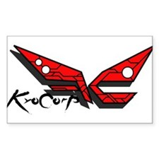 KyoCorp Decal