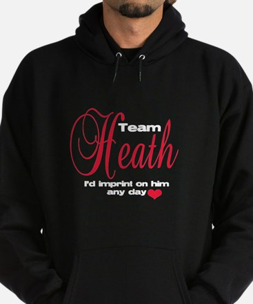 Team Heath Hoodie (dark)