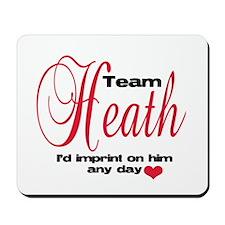 Team Heath Mousepad