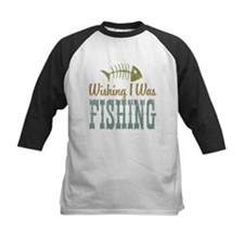 Wishing I Was Fishing Tee