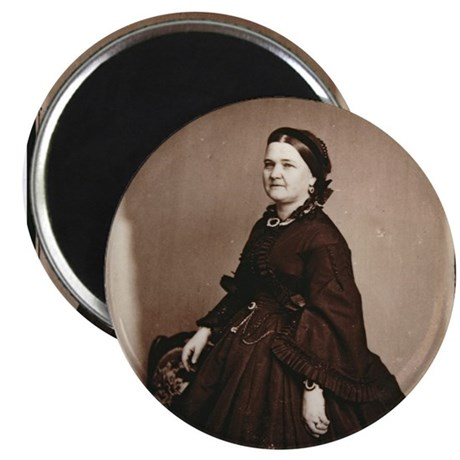 Mary Todd Lincoln Magnet