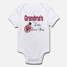Grandma's Little Love Bug Infant Bodysuit