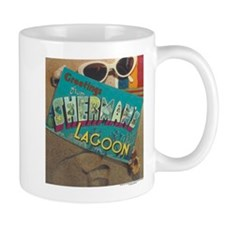 Postcard Greetings Mug