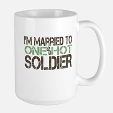 I'm married to ... Large Mug