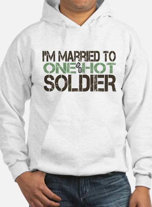 I'm married to ... Hoodie