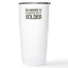 I'm married to ... Travel Mug